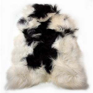 Fibre by Auskin Natural Spotted Artic Sheepskin Pelt