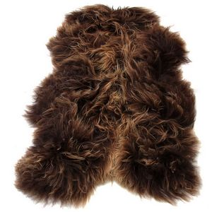 Fibre by Auskin Rusty Brown Artic Sheepskin Pelt