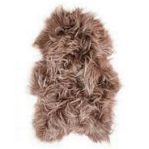 Fibre by Auskin Taupe Artic Sheepskin Pelt