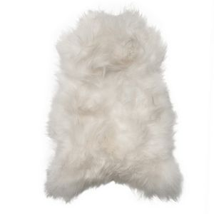 Fibre by Auskin White Artic Sheepskin Pelt