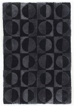 Auskin Basics/Crescents Sheep Wool Rug