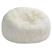 Fur from the white wool of the Tibetan lamb.