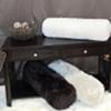 Fibre by Auskin Longwool & Shearling Sheepskin Decorative Pillows