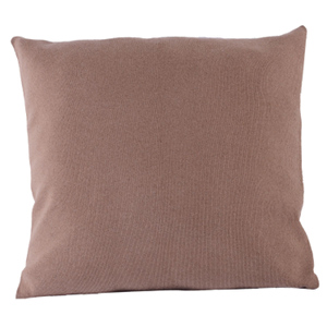 Fibre by Auskin Camel Hair Cushion - YN005-D Camel - Flatweave