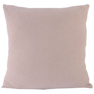 Fibre by Auskin Camel Hair Cushion -YN005-D Ecru - Flatweave