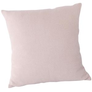 Fibre by Auskin Camel Hair Cushion - YN005-M Ecru - Basketweave