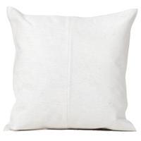 Fibre by Auskin Cowhide White Decorative Pillows
