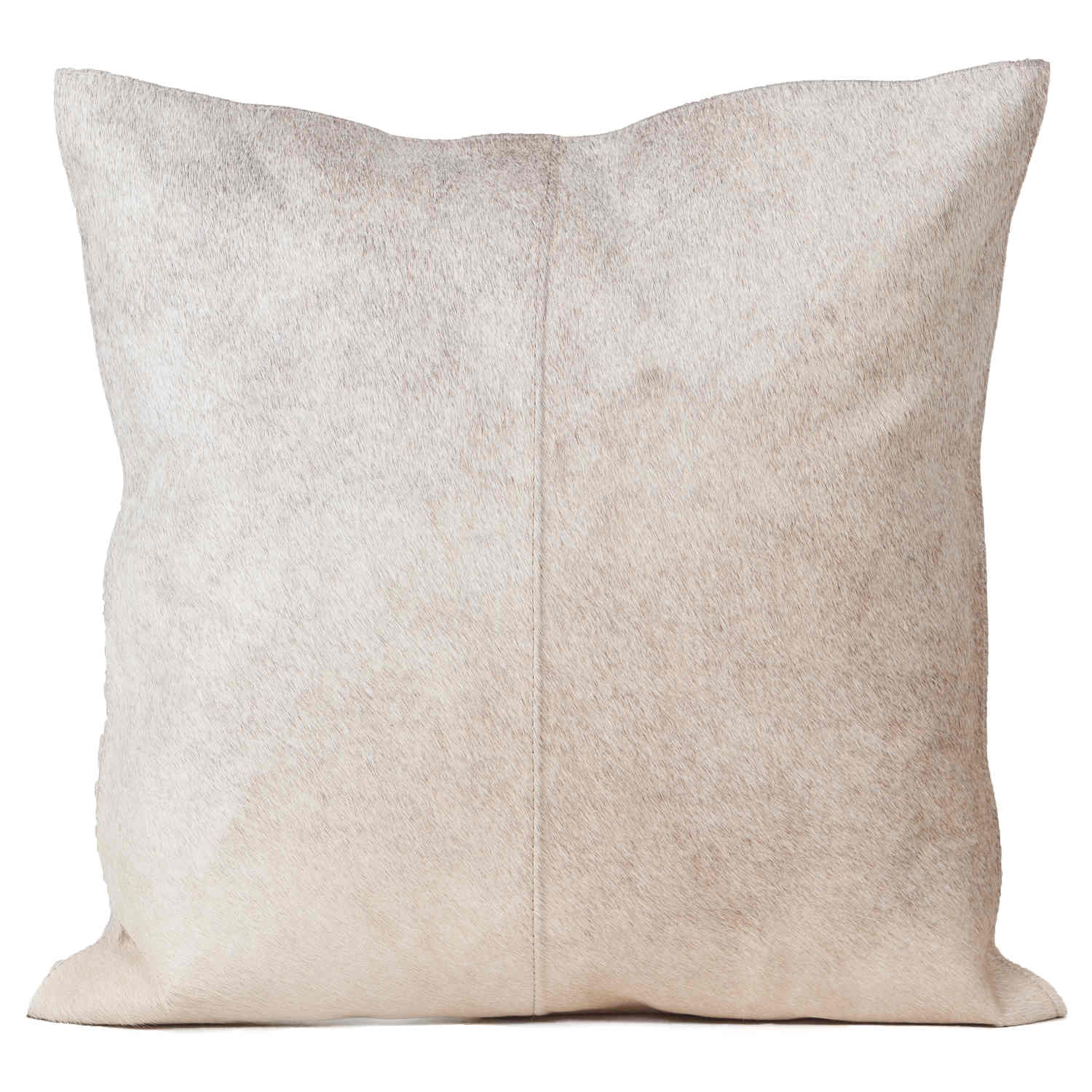 Fibre by Auskin Cowhide Natural Grey Decorative Pillows
