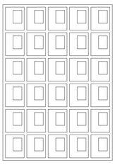 Auskin Shearling Cowhide/Plaza Rug - Diagram