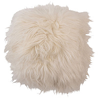 These long hair double sided cushions will make a glamorous statement and add texture to any home.