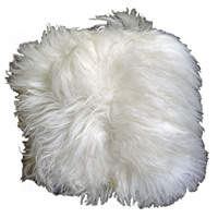 Auskin Artic Icelandic Icelandic Sheepskin Cushion