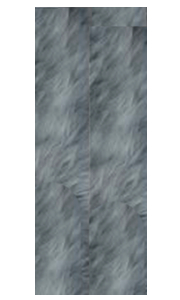 Fibre by Auskin Longwool Battleship Double Pelt Rugs.