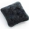Fibre by Auskin Longwool & Shearling Sheepskin Decorative Pillows in Steel