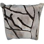 Fibre by Auskin Sheepskin Shearling - Branches Decorative Pillow