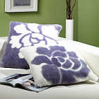 Auskin Shearling Design Pillows are offered in 7 patterns.