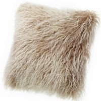 Auskin Tibetan Pillow & Cushions - Shell.