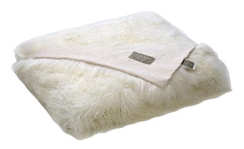 Auskin Tibetan Pillow & Cushions - Ivory.
