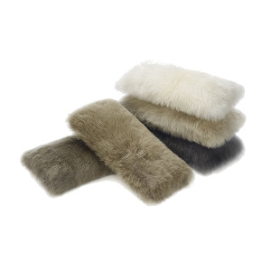 Fibre by Auskin Sheepskin Cushions