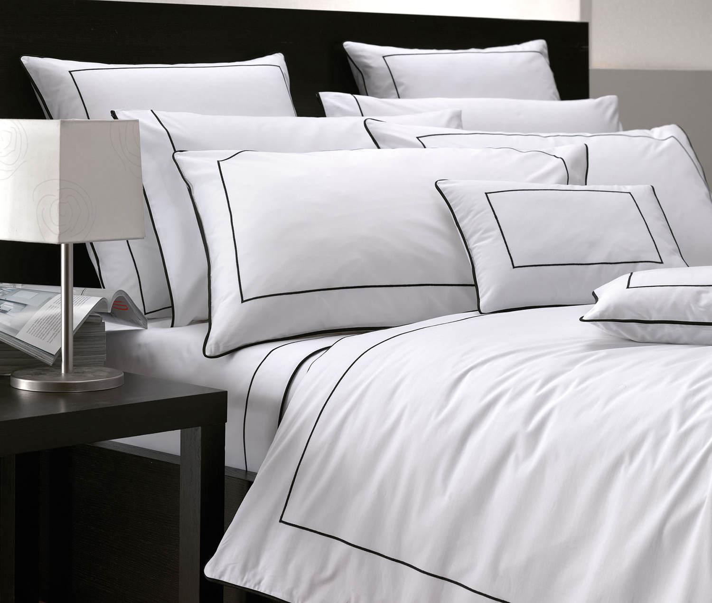 Black Luxury Bedding