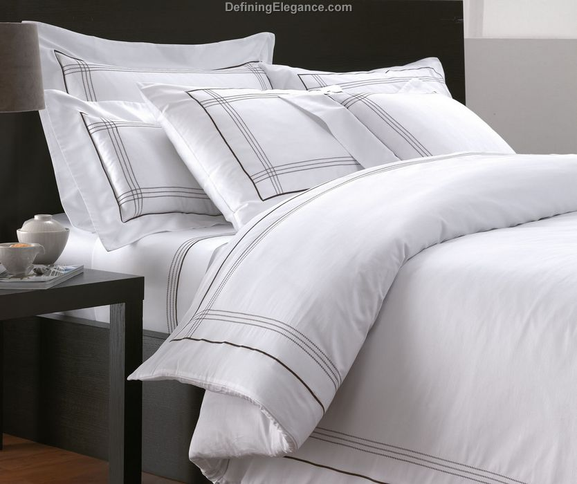 Bellino montecarlo contemporary luxury bedding - Look contemporary luxury bedding ...