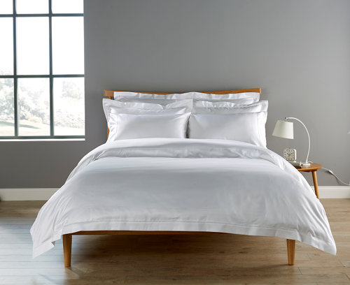 Christy Linens Deluxe Supima 900TC Picot Bed Linen