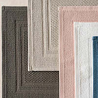 The Fina mat is made using the finest cotton yarns using traditional techniques to create this stunning design.
