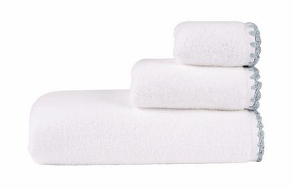 Christy Harlington Bath Towels