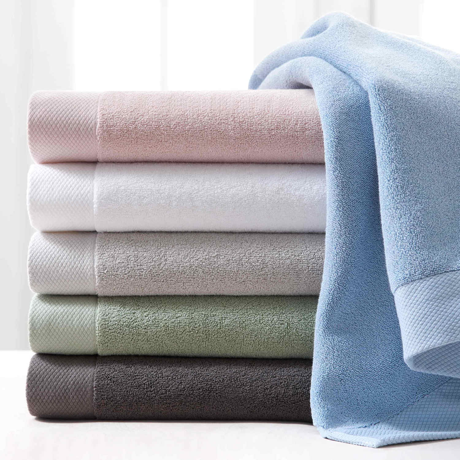 Christy Luxe Bath Hand Towel