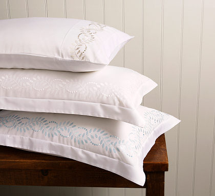 Christy Richmond Embroidered Bedding