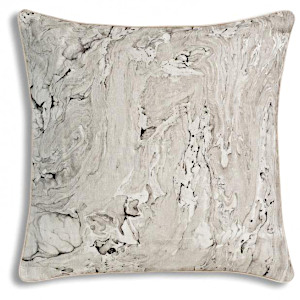 Cloud9 Design GRANITE01N-GY (26x26) Grey Granite Euro Throw