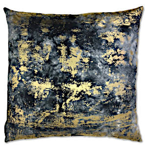 Cloud9 Design Raina Gold Foil Euro Sham