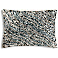 Cloud9 Design AKAI05C-TEAL Decorative Pillow