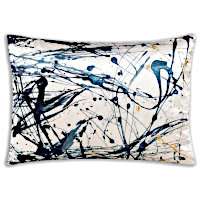 Cloud9 Design ARLES01C-BL (14x20) Arles Decorative Pillow