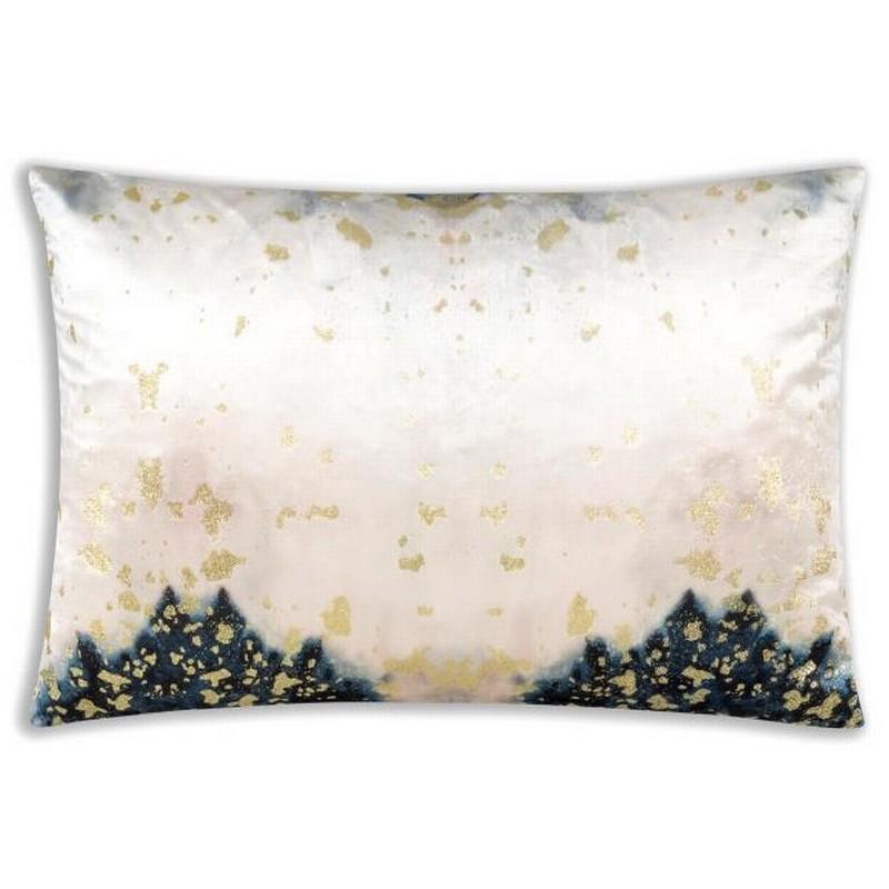 Cloud9 Design ARLES03C-BL (14x20) Arles Decorative Pillow