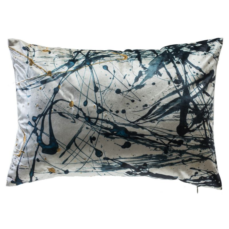 Cloud9 Design ARLES01C-BL (14x20) Arles Decorative Pillow