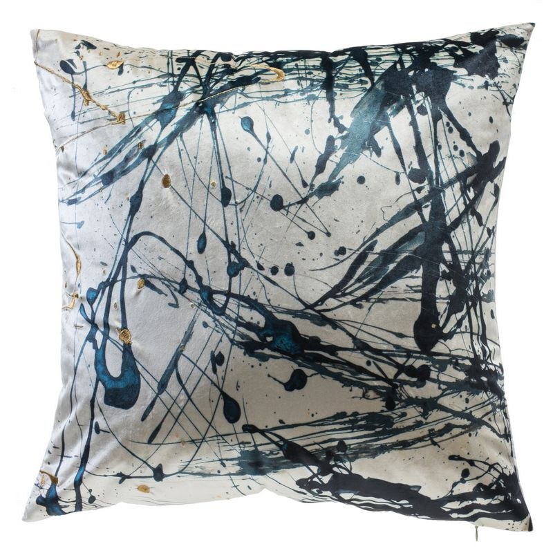 Cloud9 Design ARLES01J-BL (22x22) Arles Decorative Pillow