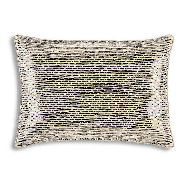 Cloud9 Design Ash Silver Decorative Pillows