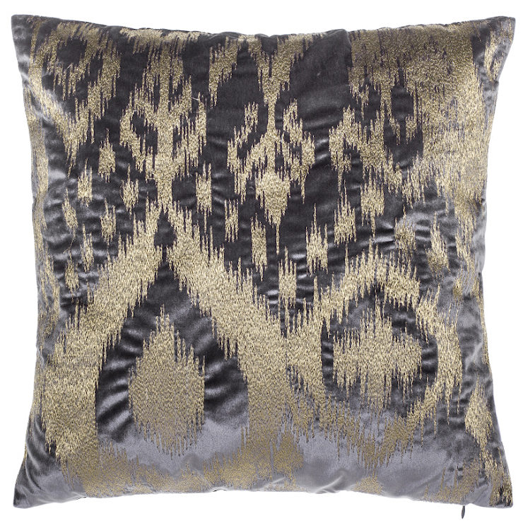 Cloud40 Design Astor Decorative Pillows Adorable Grey And Gold Decorative Pillows