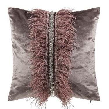 Cloud9 Design AVA01J-BR (22x22) Ava Decorative Pillow