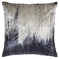 Cloud9 Design Capri Tie Dye with Metallic Embroidery Decorative Pillow