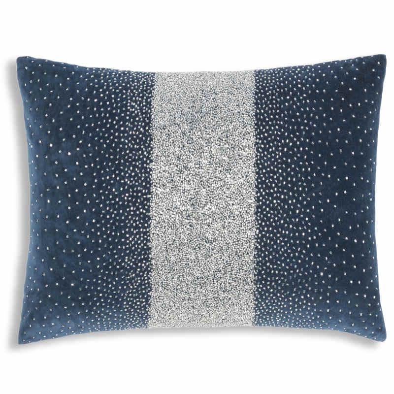 Cloud9 Design Crystal Decorative Pillow - 601AC-NY (14x20)