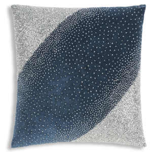 Cloud9 Design 601A-NY (20x20) Crystal Decorative Pillow