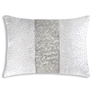 Cloud9 Design 601AC-IV (14x20) Crystal Decorative Pillow
