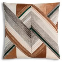 Cloud9 Design EMBER02J-MT (22x22) Ember Decorative Pillow