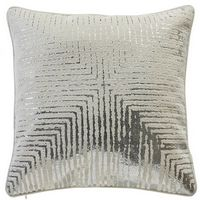 Cloud9 Design FES04J-IV (22x22) Ember Decorative Pillow