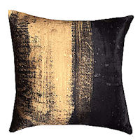 Decorative pillows hairon hide acid wash creations.