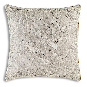 Cloud9 Design GRANITE01J-GY (22x22) Grey Granite Decorative Pillow