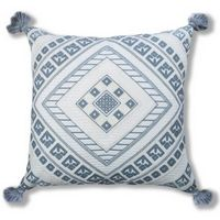 Cloud9 Design IRIS01A-IVAQ (20x20) Iris Decorative Pillow