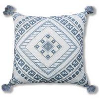 Cloud9 Design IRIS01A-IVAQ (20x20) Iris Decorative Pillow