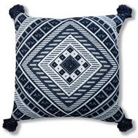 Cloud9 Design IRIS01A-IVNY (20x20) Iris Decorative Pillow